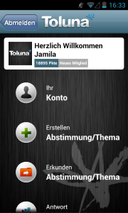 Toluna Android App