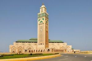 Runde 9 - Hassan-II-Moschee