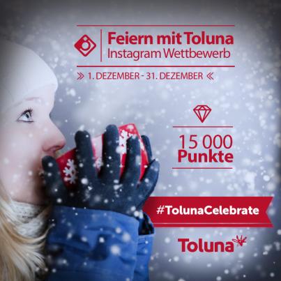 Instagram TolunaCelebrate_DE
