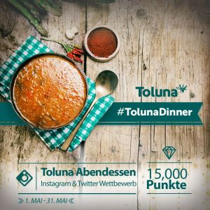 Instagram Toluna Dinner_DE