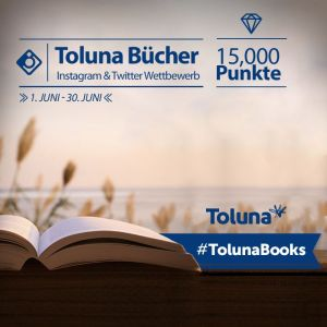 Instagram Toluna Books_DE